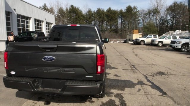 2018 F-150 SuperCrew Cab 4x4,  Pickup #J411 - photo 3