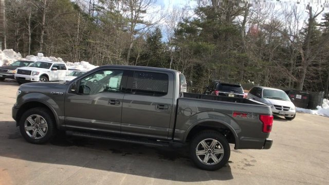 2018 F-150 SuperCrew Cab 4x4,  Pickup #J411 - photo 8