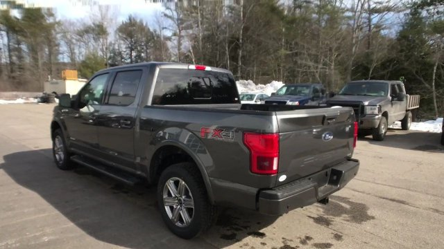 2018 F-150 SuperCrew Cab 4x4,  Pickup #J411 - photo 21