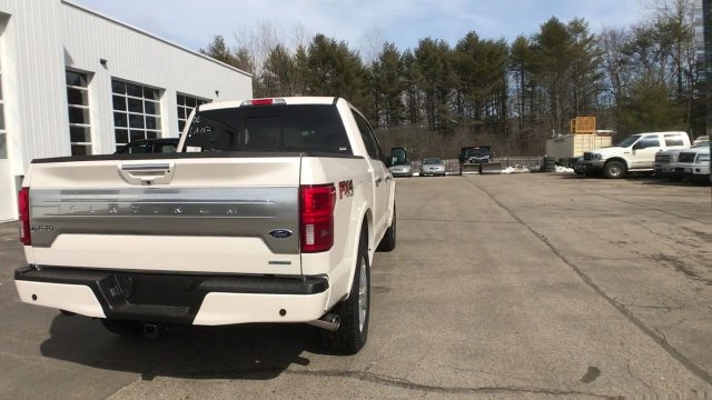 2018 F-150 SuperCrew Cab 4x4,  Pickup #J429 - photo 2