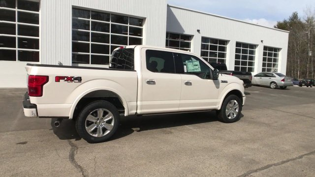 2018 F-150 SuperCrew Cab 4x4,  Pickup #J429 - photo 3