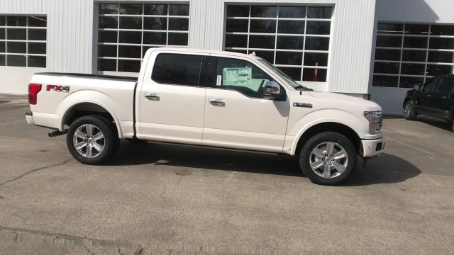 2018 F-150 SuperCrew Cab 4x4,  Pickup #J429 - photo 4