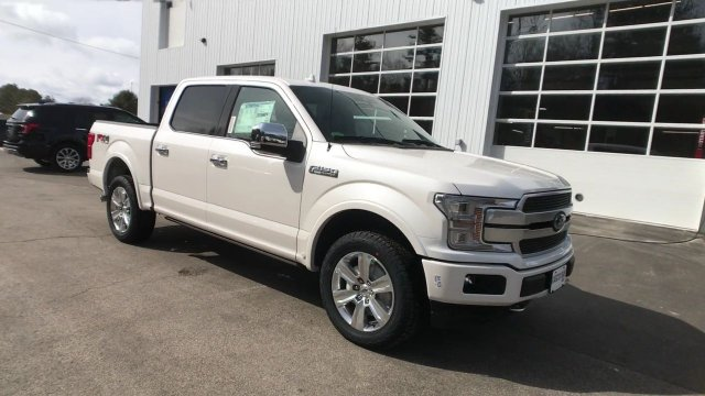 2018 F-150 SuperCrew Cab 4x4,  Pickup #J429 - photo 5