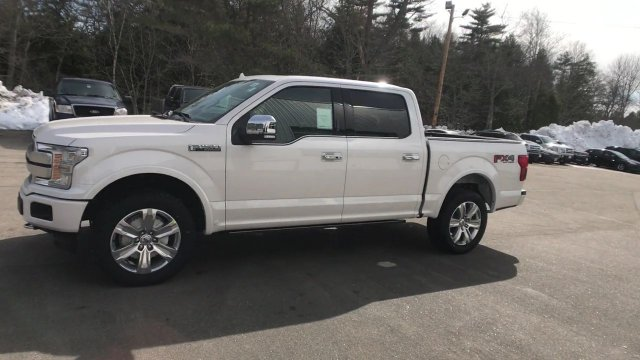 2018 F-150 SuperCrew Cab 4x4,  Pickup #J429 - photo 7
