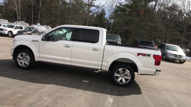 2018 F-150 SuperCrew Cab 4x4,  Pickup #J429 - photo 8