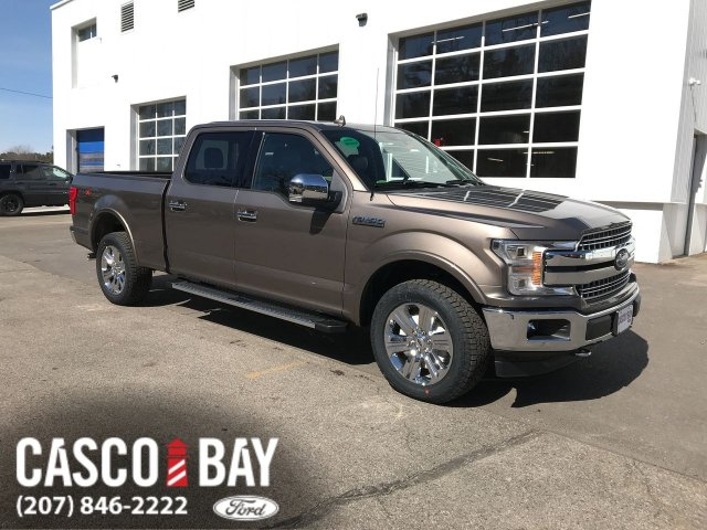 2018 F-150 SuperCrew Cab 4x4,  Pickup #J435 - photo 1