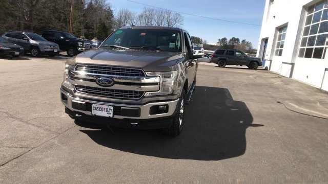 2018 F-150 SuperCrew Cab 4x4,  Pickup #J435 - photo 6