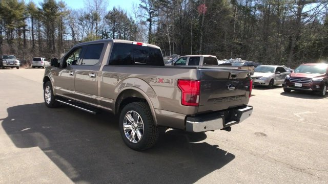 2018 F-150 SuperCrew Cab 4x4,  Pickup #J435 - photo 23