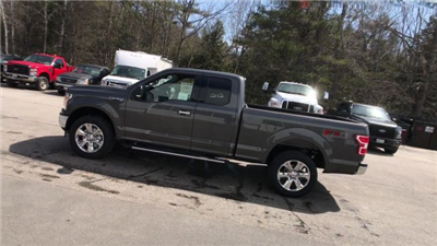2018 F-150 Super Cab 4x4,  Pickup #J488 - photo 8