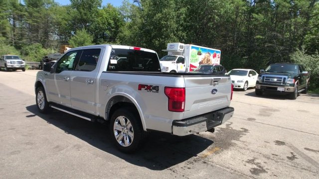 2018 F-150 SuperCrew Cab 4x4,  Pickup #J653 - photo 13