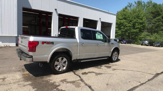 2018 F-150 SuperCrew Cab 4x4,  Pickup #J653 - photo 2