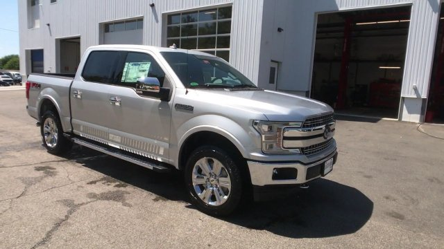 2018 F-150 SuperCrew Cab 4x4,  Pickup #J653 - photo 16