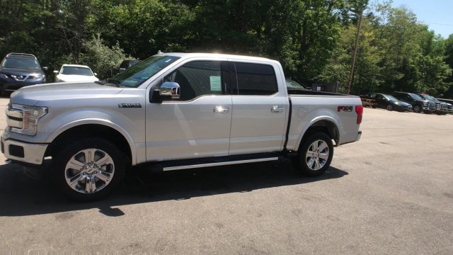 2018 F-150 SuperCrew Cab 4x4,  Pickup #J653 - photo 18