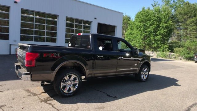 2018 F-150 SuperCrew Cab 4x4,  Pickup #J666 - photo 2