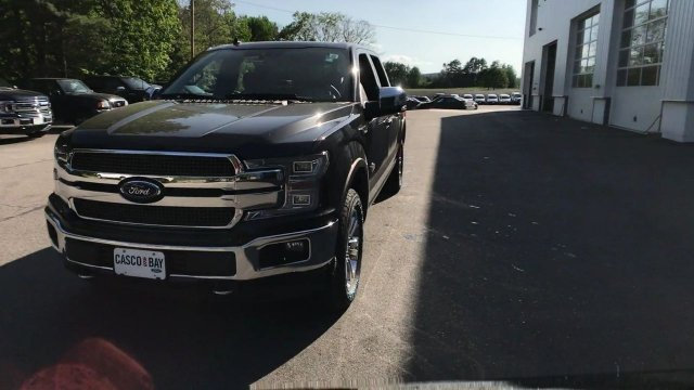 2018 F-150 SuperCrew Cab 4x4,  Pickup #J666 - photo 22