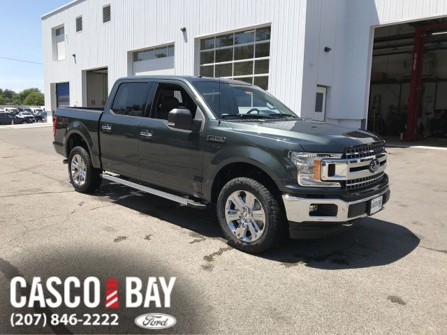 2018 F-150 SuperCrew Cab 4x4,  Pickup #J713 - photo 1
