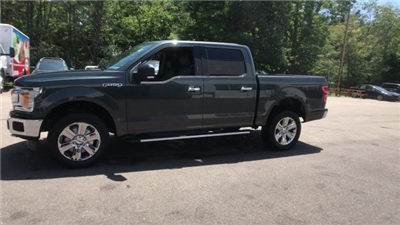 2018 F-150 SuperCrew Cab 4x4,  Pickup #J713 - photo 18