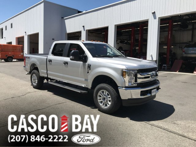 2018 F-350 Crew Cab 4x4,  Pickup #J718 - photo 1