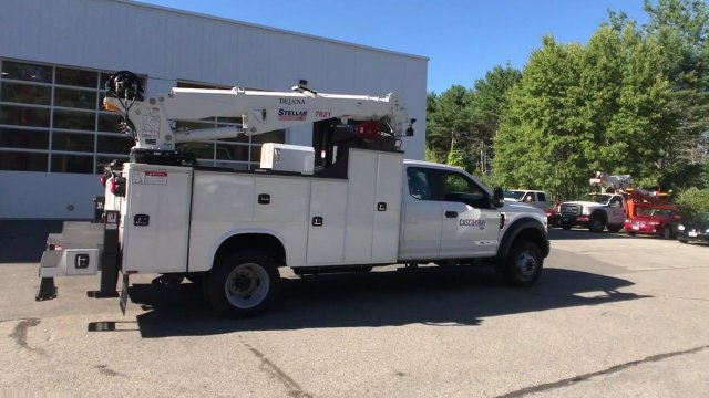 2018 F-550 Super Cab DRW 4x4,  Mechanics Body #J719 - photo 3