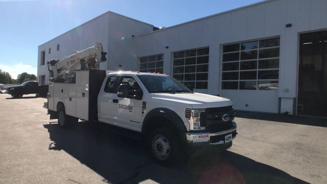 2018 F-550 Super Cab DRW 4x4,  Mechanics Body #J719 - photo 17