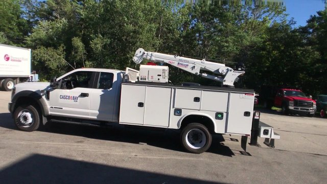 2018 F-550 Super Cab DRW 4x4,  Mechanics Body #J719 - photo 20