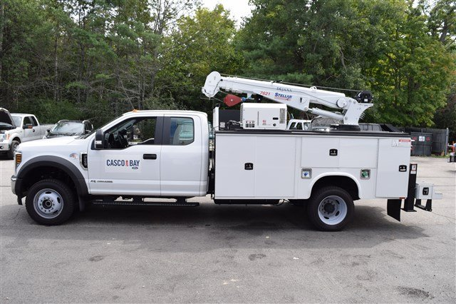 2018 F-550 Super Cab DRW 4x4,  Mechanics Body #J719 - photo 28