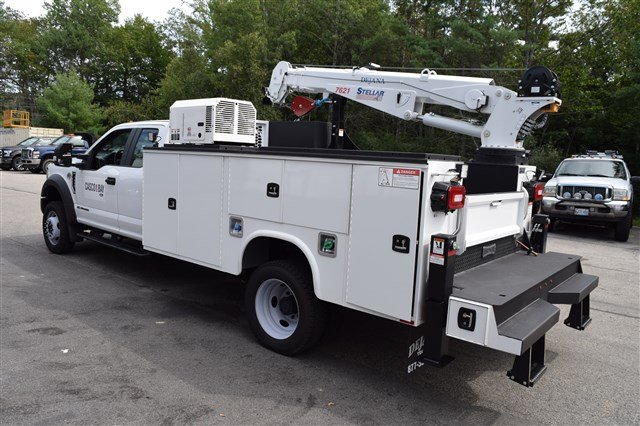 2018 F-550 Super Cab DRW 4x4,  Mechanics Body #J719 - photo 30