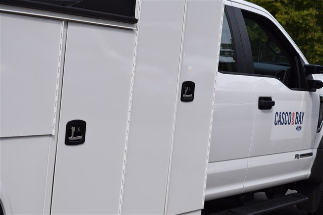 2018 F-550 Super Cab DRW 4x4,  Mechanics Body #J719 - photo 48