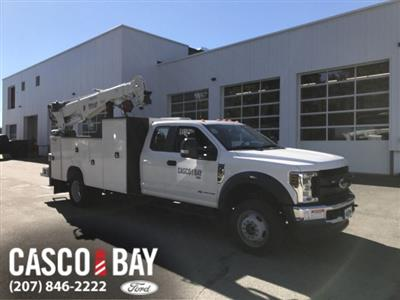 2018 F-550 Super Cab DRW 4x4,  Mechanics Body #J719 - photo 1