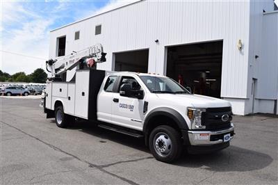2018 F-550 Super Cab DRW 4x4,  Mechanics Body #J719 - photo 21