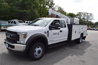 2018 F-550 Super Cab DRW 4x4,  Mechanics Body #J719 - photo 24