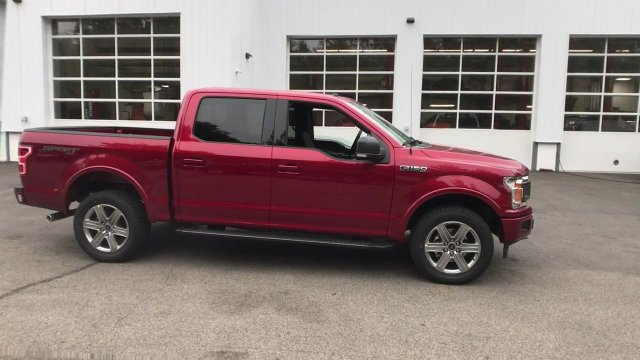 2018 F-150 SuperCrew Cab 4x4,  Pickup #J769 - photo 14