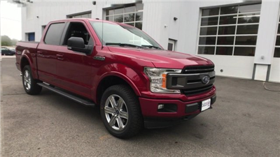 2018 F-150 SuperCrew Cab 4x4,  Pickup #J769 - photo 15