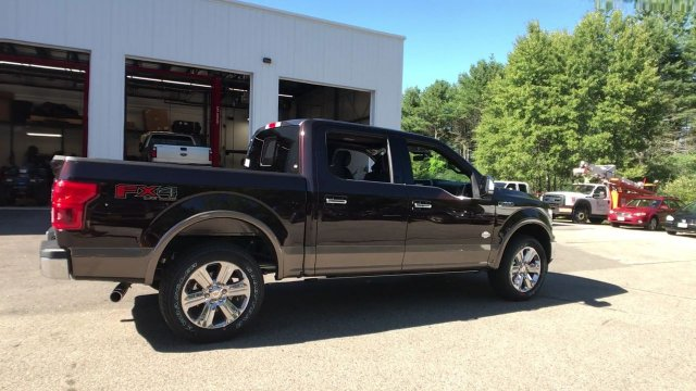 2018 F-150 SuperCrew Cab 4x4,  Pickup #J772 - photo 2