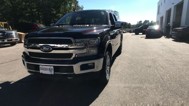 2018 F-150 SuperCrew Cab 4x4,  Pickup #J772 - photo 18
