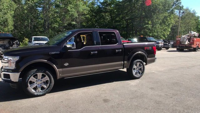 2018 F-150 SuperCrew Cab 4x4,  Pickup #J772 - photo 19