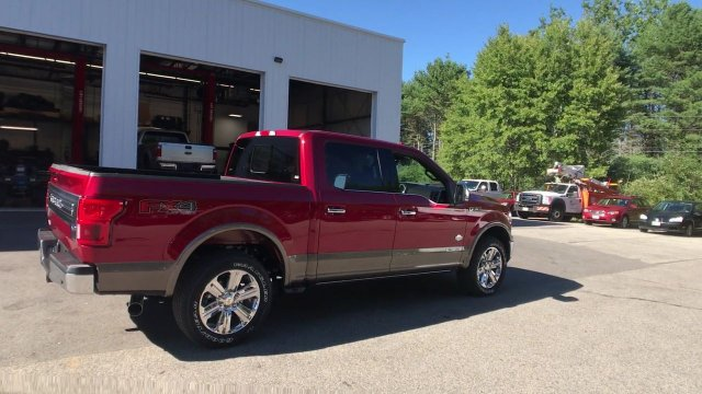 2018 F-150 SuperCrew Cab 4x4,  Pickup #J791 - photo 2
