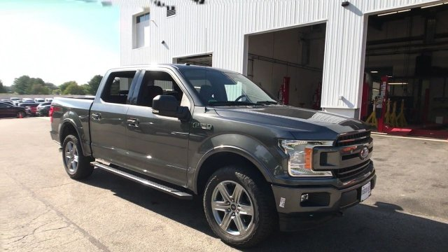 2018 F-150 SuperCrew Cab 4x4,  Pickup #J827 - photo 16