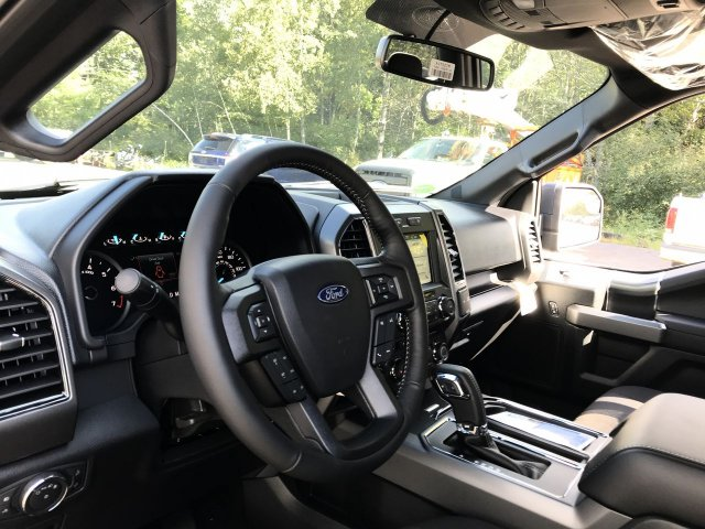 2018 F-150 SuperCrew Cab 4x4,  Pickup #J827 - photo 7