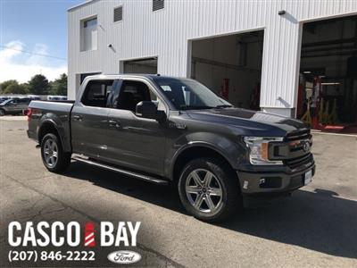 2018 F-150 SuperCrew Cab 4x4,  Pickup #J827 - photo 1