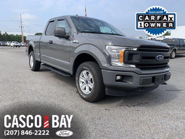 2018 F-150 Super Cab 4x4,  Pickup #J848 - photo 1