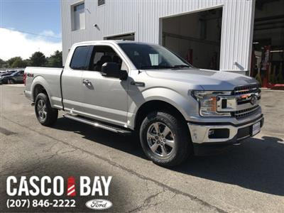 2018 F-150 Super Cab 4x4,  Pickup #J851 - photo 1