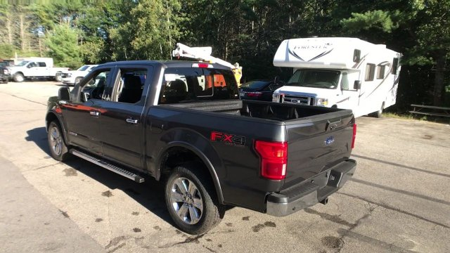 2018 F-150 SuperCrew Cab 4x4,  Pickup #J888 - photo 14