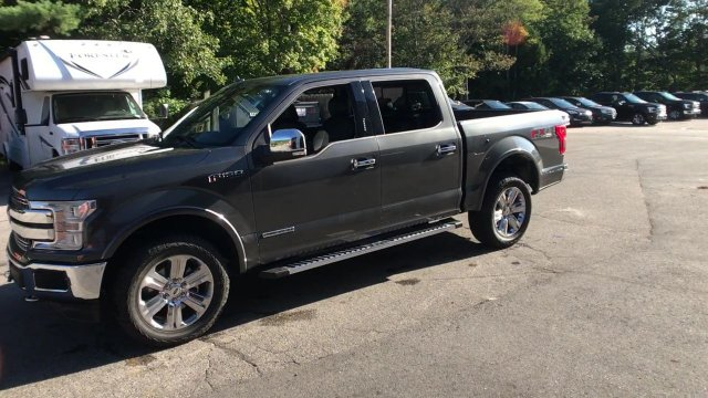 2018 F-150 SuperCrew Cab 4x4,  Pickup #J888 - photo 19