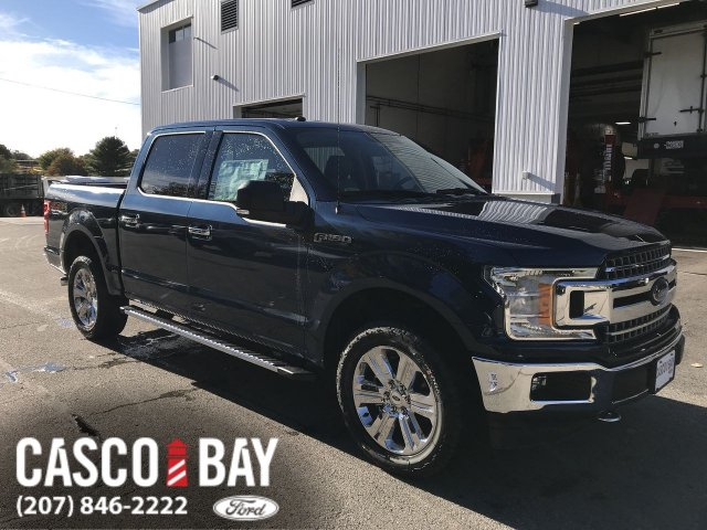 2018 F-150 SuperCrew Cab 4x4,  Pickup #J929 - photo 1