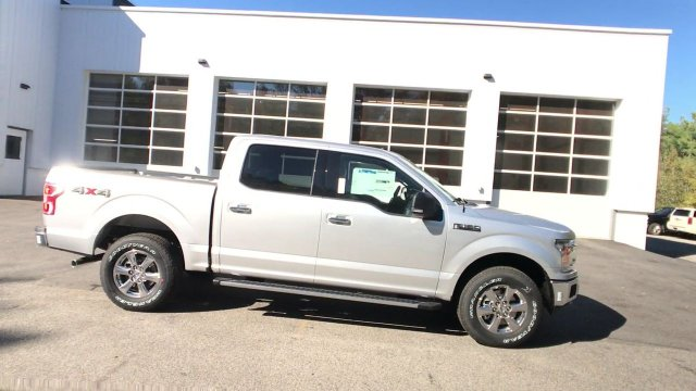 2018 F-150 SuperCrew Cab 4x4,  Pickup #J982 - photo 19