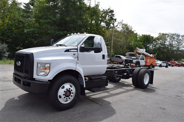 2019 F-650 Regular Cab DRW 4x2,  Cab Chassis #K008 - photo 5