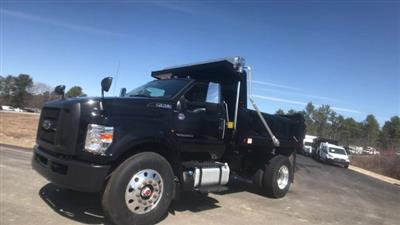 2019 F-750 Regular Cab DRW 4x2, Crysteel Dump Body #K1024 - photo 3