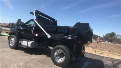 2019 F-750 Regular Cab DRW 4x2, Crysteel Dump Body #K1024 - photo 4