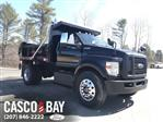 2019 F-750 Regular Cab DRW 4x2, Crysteel Dump Body #K1024 - photo 1